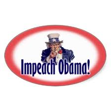 Why Congress Should Impeach Obama