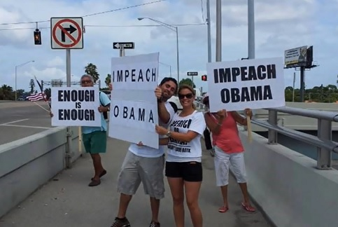 The Impeach Obama Movement -  Too many Generals, not enough Sargents.