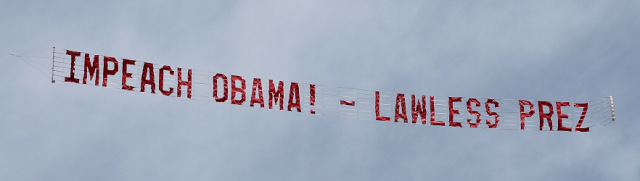 Skybanner flown at religious freedom rally in San Diego