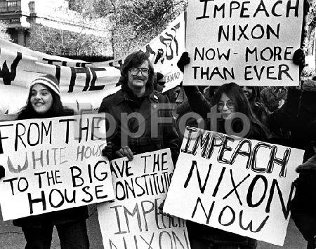 Impeachment Of Nixon Impeach Nixon Now Demo