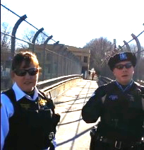 Police Harass Impeach Obama Overpass Protesters in Illinois