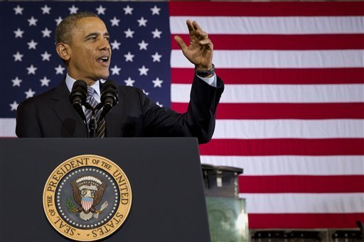 Obama to be in Fresno on February 14th - Protest Time!