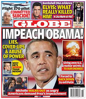 from Graham globe magazine obama gay