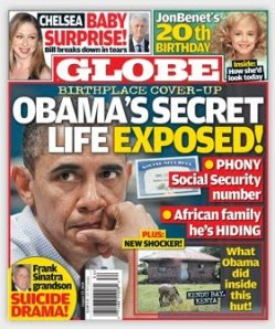 globe obama