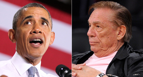 President Obama: Alleged Donald Sterling remarks 'incredibly offensive'