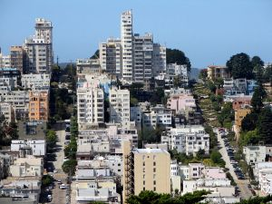 Russian Hill Neighborhood of San Francisco