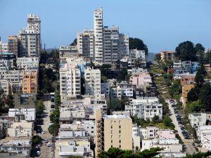 Russian Hill Neighborhood of San Francisco