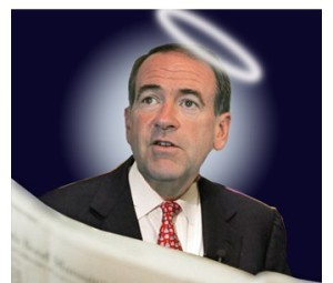 Mike Huckabee Preaching immigration lawlessness