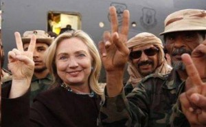 Hillary with Pals in Muslim Brotherhood